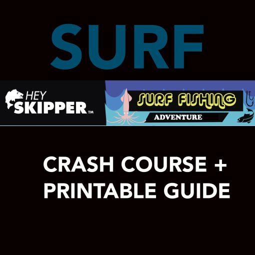 Hey Skipper Surf Fishing Crash Course PDF